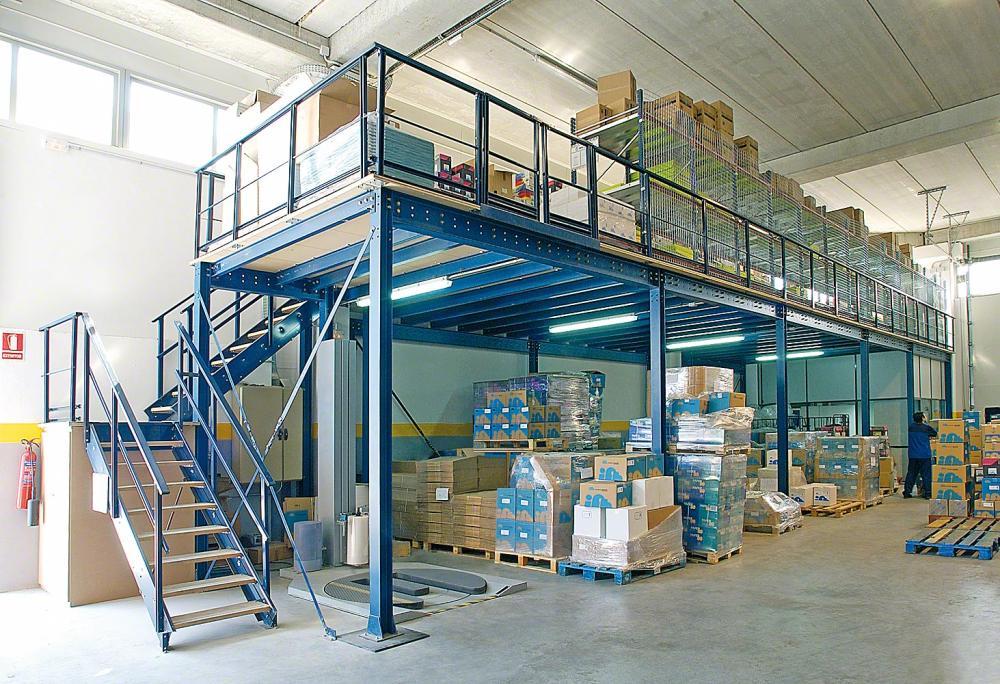 Mezzanine floors | mezzanine floor suppliers | mezzanine floor installers