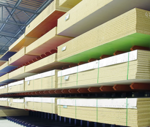 Long span shelving | cantilever racking | cantilever shelving systems