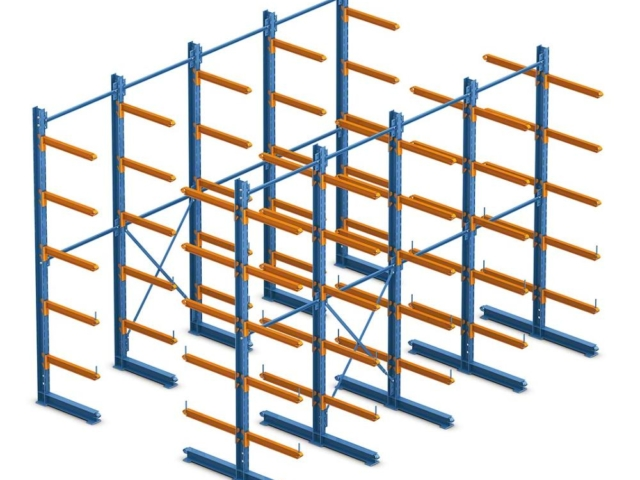 Cantilever racking   warehouse racking systems for sale Ireland