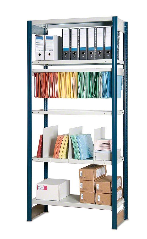 Simplos shelving | pick and pack shelving units | parts bin shelving systems