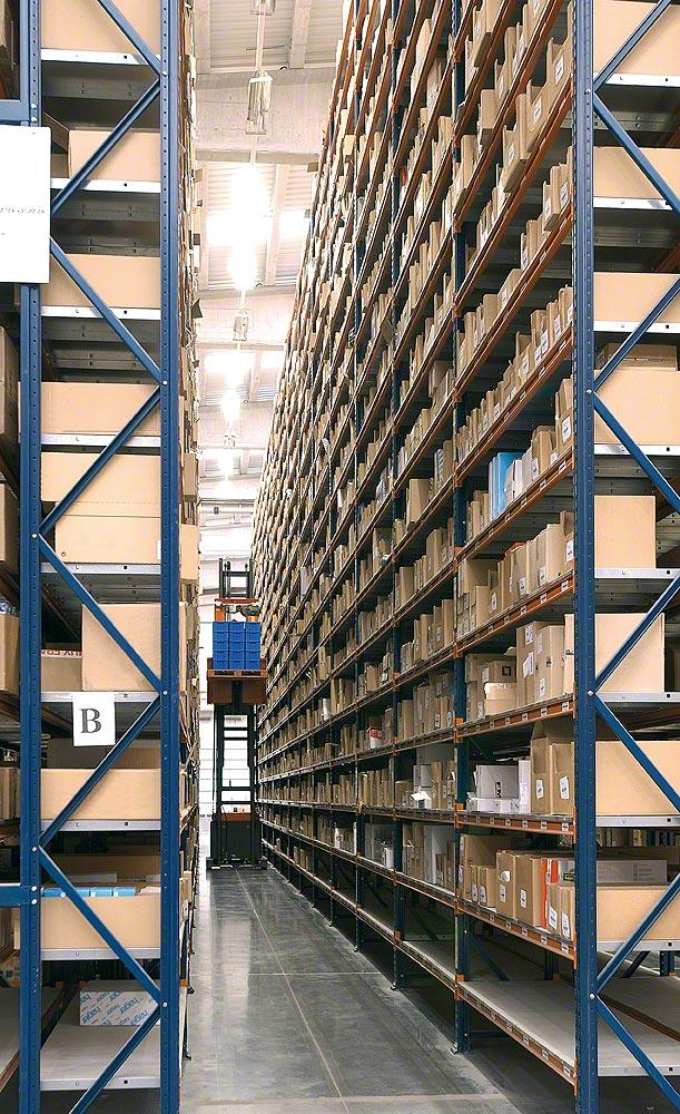 Long Span Shelving | shelving | shelving and racking