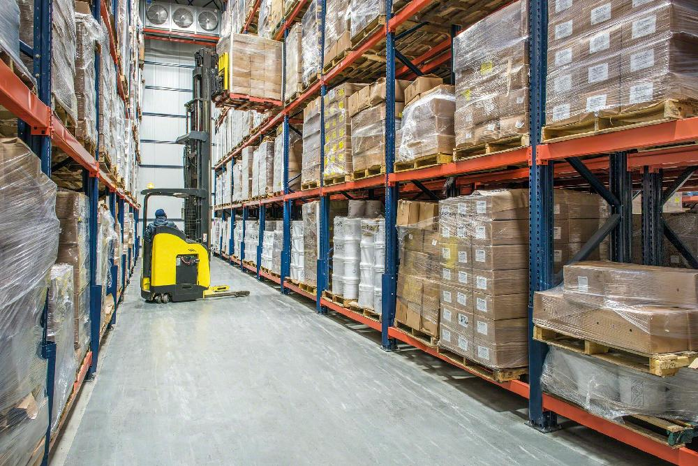 Fayco your no. 1 in Ireland for pallet racking of all types